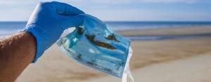 face masks ocean pollution environment global climate